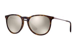 Óculos de Sol Erika At Collection - Ouro Espelhada | R$240