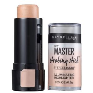 Maybelline Master Strobing Stick Medium Nude Glow 200 | R$30