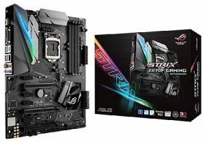 Placa mãe Asus Strix Z270-F Gaming (LGA1151) - R$ 800