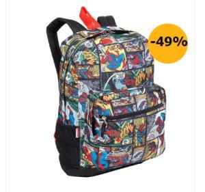 Mochila Sestini Marvel Spider-Man   R$120