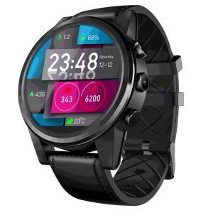 Smartwatch Zeblaze THOR 4 Pro 4G WIFI GPS 1,6 polegadas 16GB - Marrom - R$402