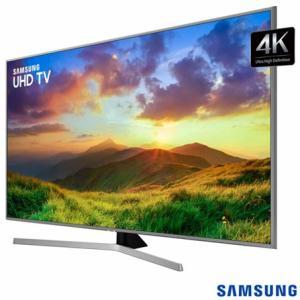 "Smart TV 4K Samsung LED 2018 UHD 50"" | R$2.900"