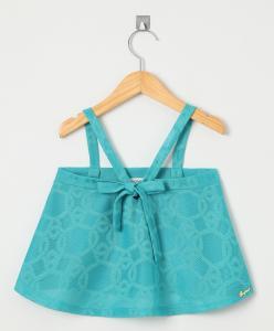 Blusa Infantil Fanyland Verde R$10
