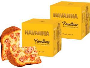 [MasterCard Surpreenda] Combo 2 Panettones Havanna Doce de Leite 700g Cada - R$130