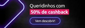 50% de cashback em produtos selecionados pagando com AME no Submarino