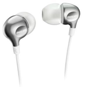 Fone de Ouvido Intra Auricular Philips She3700 Branco - R$18