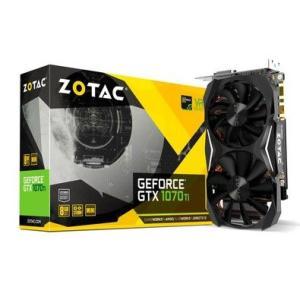 Placa de Vídeo VGA Zotac NVIDIA GeForce GTX 1070 Ti Mini 8GB GDDR5 8000Mhz | R$2.000