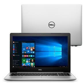 "Notebook Dell Core i7-8550U 4GB 1TB Intel Optane 16GB Placa de Vídeo 4GB Tela Full HD 15.6"" Windows 10 Inspiron I15-5570-B60C - R$4151"