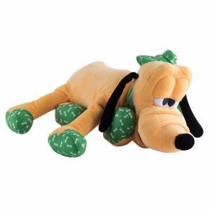 Pelucia Pluto Sleepy - com som - 47cm - R$ 26
