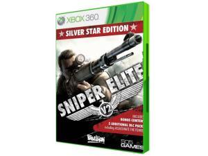 Sniper Elite V2 Silver Star Edition para Xbox 360