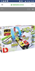 Gogears Dual Daredevil Raceway - Burago