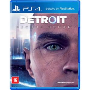 Game Detroit Become Human - PS4 por R$ 68
