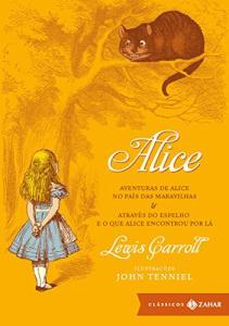 Aventuras de Alice no País das Maravilhas & Através do Espelho - ebook por R$ 8