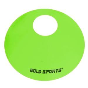 Disco Agility flexível - Gold Sports - Verde