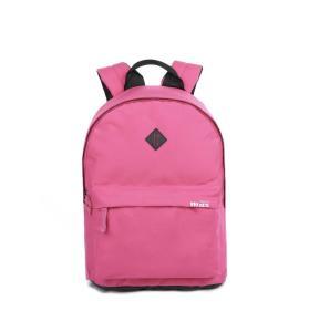 Mochila Color Bolt, bolso fronta e alça pra carregar