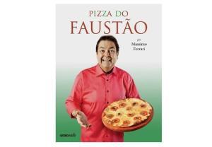 Livro - Pizza do Faustão - R$10,00
