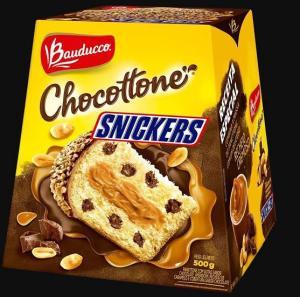 Chocotone/Panetone Bauducco