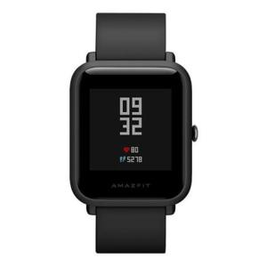 Relogio Xiaomi Amazfit BIP smartwatch para android e IOS - Preto | R$349