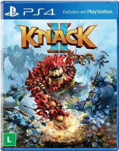 Knack 2 Playstation4