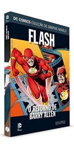 HQ | DC Graphic Novels. Flash. O Retorno de Barry Allen | R$42