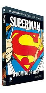 HQ | Superman. O Homem de Aço | R$42