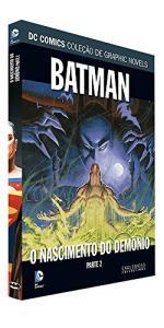 HQ | Batman. O Nascimento do Demônio. Parte 2  | R$42
