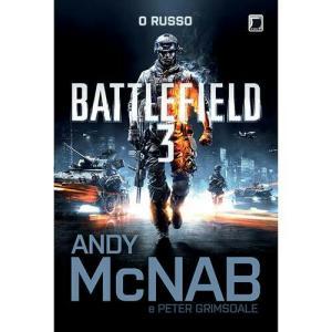 Livro - Battlefield 3: O Russo R$6