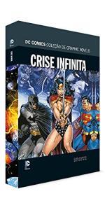 HQ | Crise Infinita (capa dura) - R$98