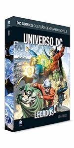 HQ | Universo DC Legados. DCGN Sagas Definitivas (capa dura) - R$87