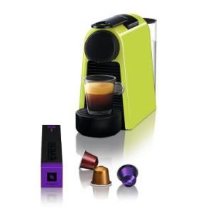 Cafeteira Expresso Nespresso Essenza Mini D30 Verde Lima (220V) - R$ 190 (ganhe R$ 150 em cápsulas)