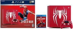 Playstation 4 Pro Homem Aranha 1TB - R$1790