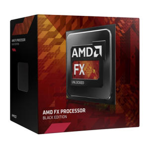Processador AMD FX 8370E Octa Core, Black Edition, Cache 16MB, 3.3GHz (4.3GHz Max Turbo) AM3+