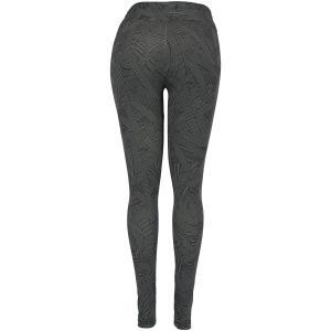 Calça Legging Oxer Estampa Curvas - Feminina | R$35