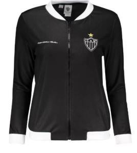 Jaqueta Atlético Mineiro Bomber Feminina - R$ 54