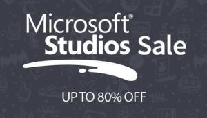 Microsoft Sale