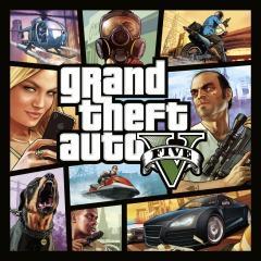 Grand Theft Auto V (Midia Digital) PSN STORE