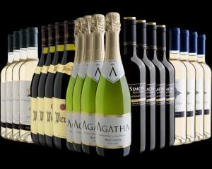 Kit Especial Fim de Ano - 20 garrafas