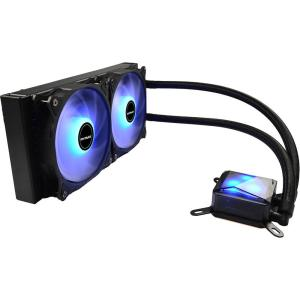 Water Cooler Mymax Algor 240mm AMD e Intel LED Azul