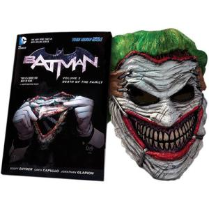[APP] Livro - Batman: Death of The Family (Book + Joker Mask Set) (inglês)