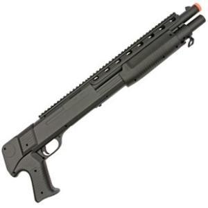 Shotgun Tactical Airsoft M309 Spring Power 6mm - R$230