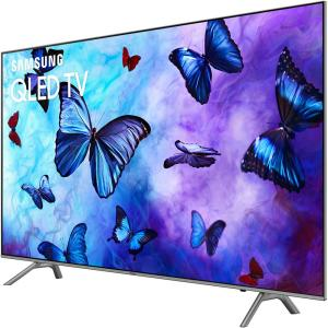 "Smart TV 49"" Samsung Qled 2018 Q6FN UHD 4k com Conversor Digital 4 HDMI 2 USB Wi-Fi Modo Ambiente Pontos Quânticos HDR1000"