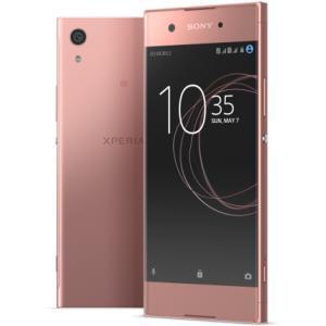 "Smartphone Sony Xperia Xa1 Dual Rose Tela 5"" Android™ N Câmera 23Mp Octa-Core 32Gb - R$879"