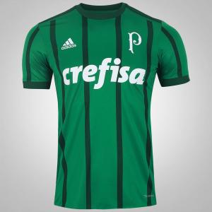 Camisa do Palmeiras I 2017 adidas - Masculina - R$130