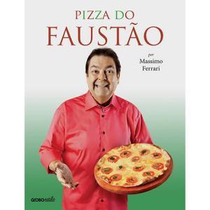 Livro - Pizza do Faustão | R$10