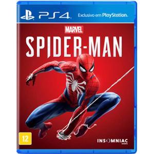 Spider Man - Ps4 (1x cartão submarino + cupom)