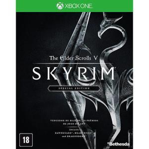 The Elder Scrolls - V - Skyrim - Xbox One R$62