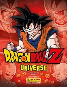 Álbum de Figurinhas Dragon Ball Z Capa Dura (+ 20 Figurinhas Avulsas) | R$23