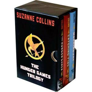 [APP Submarino] Livro - Boxed Set - The Hunger Games Trilogy (Inglês) - R$ 45