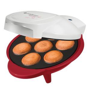 Máquina de Cupcake Cadence Sweet Cake CUP100 Branca/Vermelha - R$65 + Frete Grátis pelo App