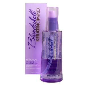 Keratin Complex Blondeshell Enhance High Shine - Óleo de Tratamento - 100ml | R$42